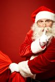 Christmas secret Stock Images