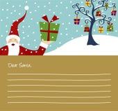 Christmas series: Christmas tree Royalty Free Stock Photos