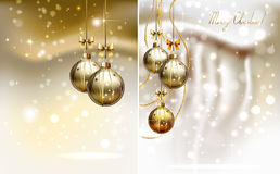 Christmas  set Royalty Free Stock Photography
