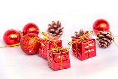 christmas sets Royalty Free Stock Image