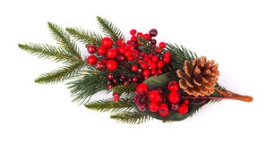 Christmas Setting royalty free stock photos