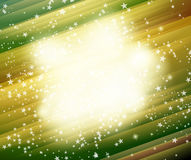 Christmas shine - abstract background. Clip-art Royalty Free Stock Image