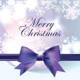 Christmas shiny abstract background Stock Photos