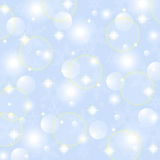 Christmas shiny abstract background.  Royalty Free Stock Images
