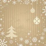 Christmas shiny background Royalty Free Stock Images