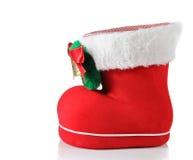Christmas shoe Royalty Free Stock Photos