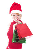 Christmas Shoping Royalty Free Stock Photos
