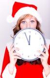 Christmas shopping Stock Photos