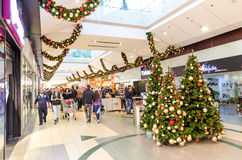 Free Christmas Shopping Royalty Free Stock Photos - 27608088