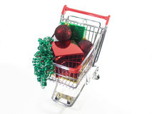 Christmas shopping 7 Royalty Free Stock Photo