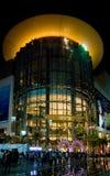 Christmas shopping in Bangkok, Thailand Stock Photos