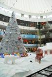 Christmas shopping decoration Stock Images