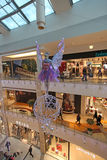 Christmas shopping in Moscow Royalty Free Stock Photography