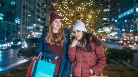 Christmas Shopping in New York a wonderful experience for women
