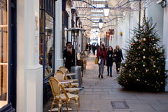 Christmas shopping Royalty Free Stock Images