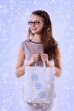 Christmas shopping. Royalty Free Stock Photos