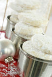 Christmas Shortbread Cookies Royalty Free Stock Image