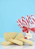 Christmas shortbread Stock Photography