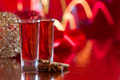 Christmas Shots Royalty Free Stock Photo
