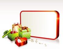 Christmas Sign Royalty Free Stock Photo