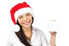 Christmas sign Stock Photos