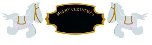 Christmas Sign Ornament Royalty Free Stock Photo