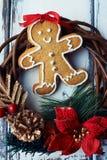 Christmas signs Stock Photo
