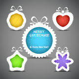 Christmas simbols Royalty Free Stock Photography