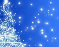 Christmas sky Stock Photos