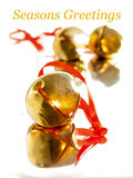 Christmas Sleigh Bells Royalty Free Stock Photo