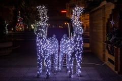 Christmas sleigh Royalty Free Stock Photo