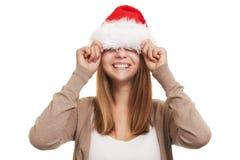 Christmas smile Royalty Free Stock Photography