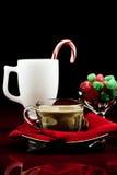 Christmas Snack royalty free stock image