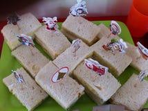 Christmas Snacks Royalty Free Stock Photos