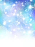 Christmas snow background Royalty Free Stock Images