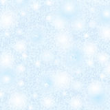 Christmas snow background. lacy texture Stock Photography