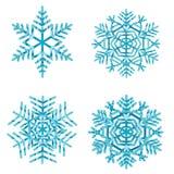 Christmas snowflake Royalty Free Stock Photography