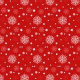 Christmas snowflake background Stock Photos