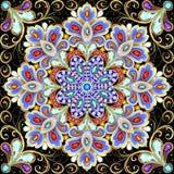 Christmas snowflake crystal precious. Beautiful jewelry Royalty Free Stock Image