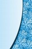 Christmas Snowflake Decoration. Vector illustration of Christmas Snowflake Decoration Royalty Free Stock Image