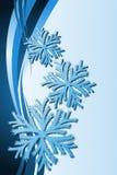 Christmas Snowflake Decoration. Vector illustration of Christmas Snowflake Decoration Royalty Free Stock Photo