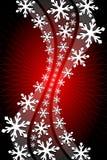 Christmas Snowflake Decoration. Graphic illustration of Christmas Snowflake Decoration Royalty Free Stock Photo