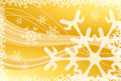 Christmas Snowflake Decoration. Vector illustration of Christmas Snowflake Decoration Stock Images