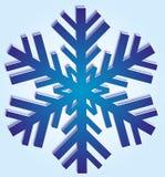 Christmas snowflake. Royalty Free Stock Photo