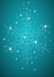Christmas Snowflake Royalty Free Stock Photos