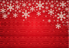 Christmas snowflakes background Stock Photography