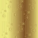 Christmas snowflakes background Royalty Free Stock Photography