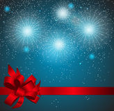 Christmas Snowflakes Background Vector. Christmas Snowflakes on Background Vector Illustration. EPS10 Stock Photo