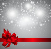 Christmas Snowflakes Background Vector. Christmas Snowflakes on Background Vector Illustration. EPS10 Stock Image