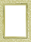 Christmas with snowflakes. EPS 8. Elegant christmas with snowflakes. EPS 8 vector file included Stock Images